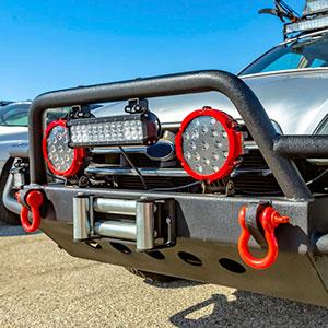 Bespoke Hardware Automotive-RV